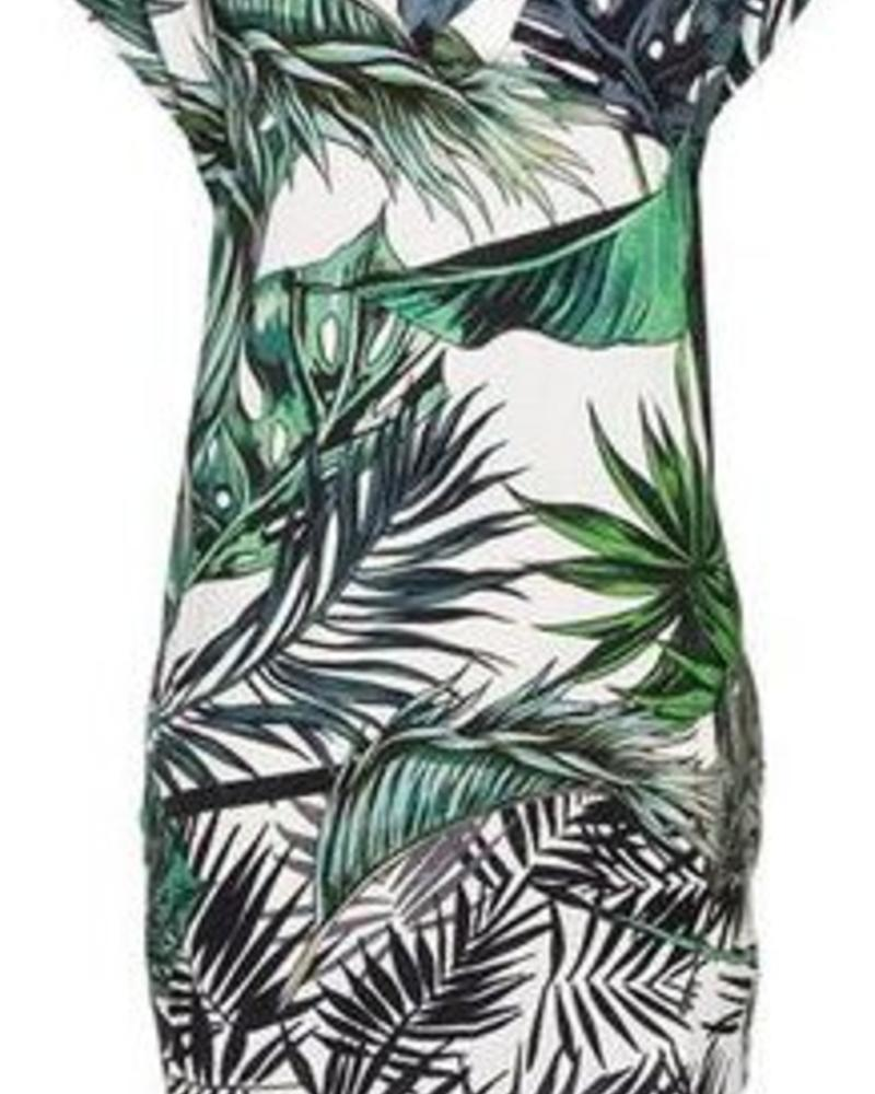 GEISHA Dress 87107 - 000530 - green combi