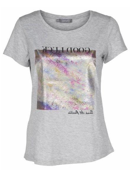 GEISHA T-shirt 82061 - 000000 - white/multi