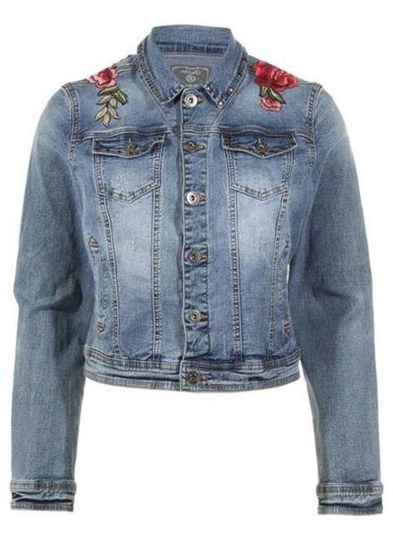 GEISHA Jacket 85010 - 000810 - blue denim