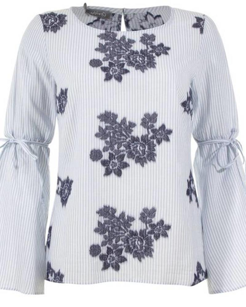 GEISHA Top 83221 - 000625 - blue