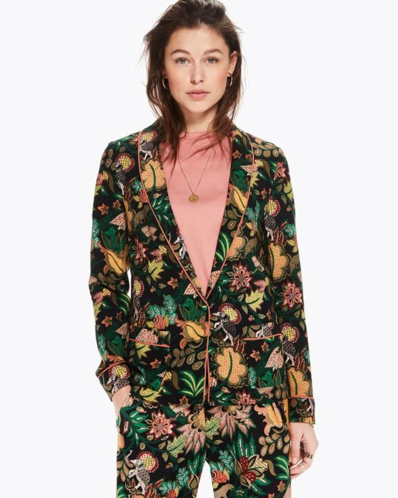 SCOTCH & SODA 146295 Drapey blazer in various dessins