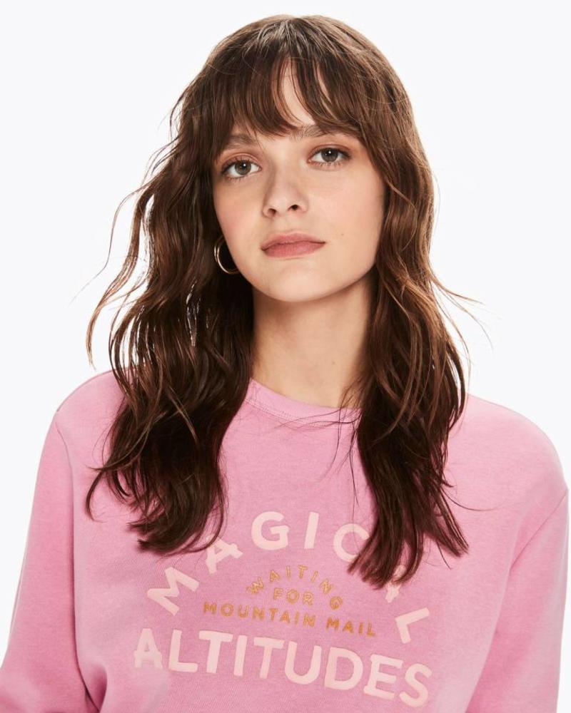 SCOTCH & SODA 146361 Relaxed fit crew neck sweat with various artworks