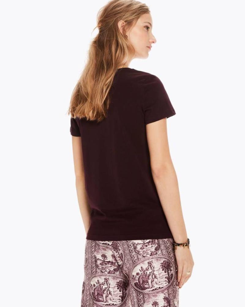 SCOTCH & SODA 146474 Regular fit tee with various artworks