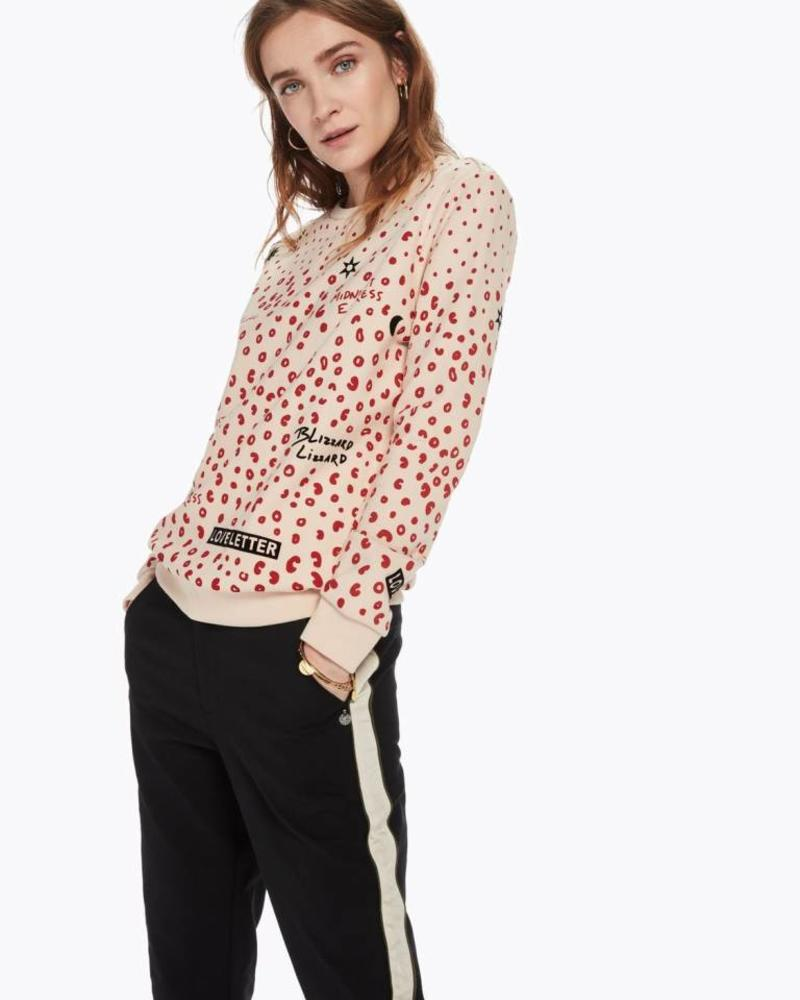 SCOTCH & SODA 146697 Tailored stretch pants with a contrast side panel 18