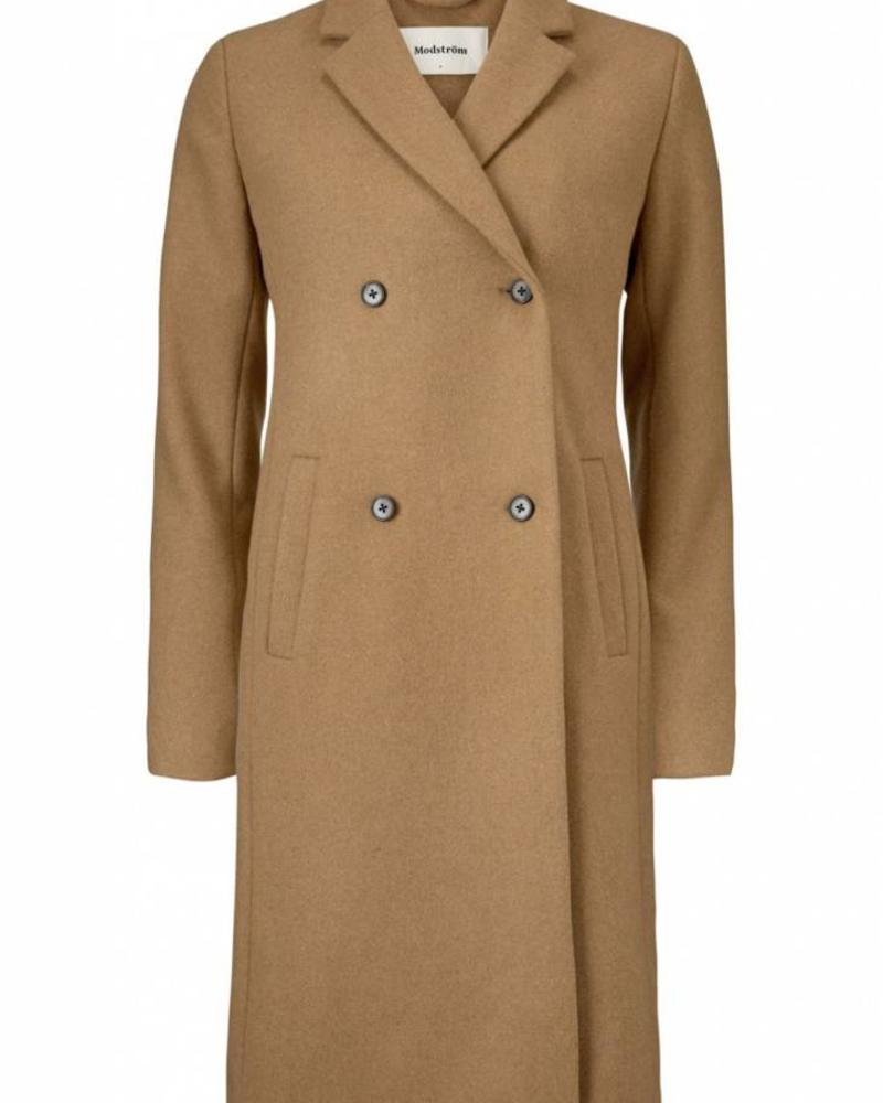 MODSTRÖM 51830 Odelia coat Brown Sugar