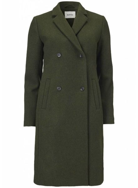 MODSTRÖM 51830 Odelia coat Empire Green