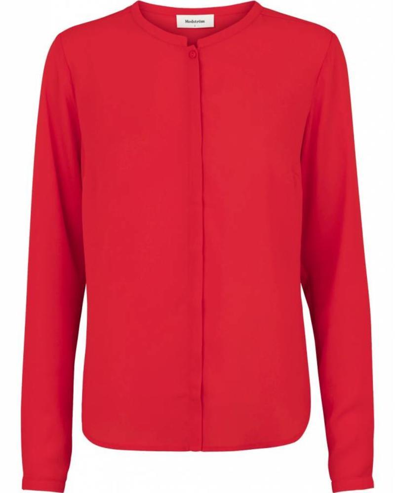 MODSTRÖM 50155 - Cyler shirt - Apple Red
