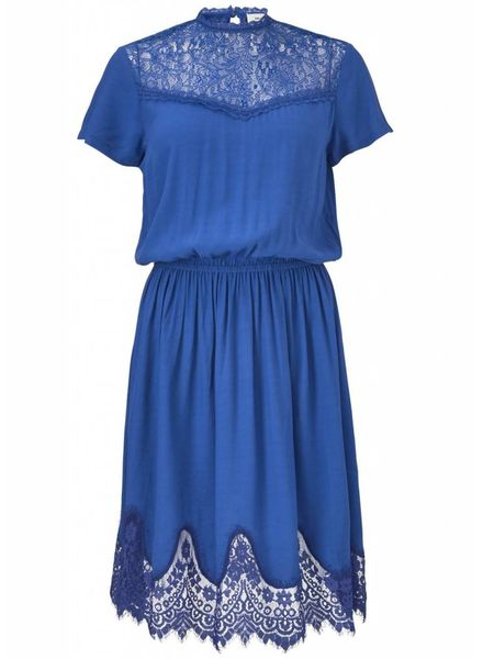 MODSTRÖM 53462 - Geranium dress - Royal Blue