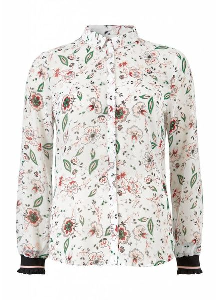 MODSTRÖM 53612 Jaffa print shirt