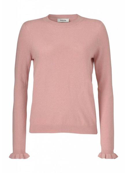MODSTRÖM 53683 Jilva o-neck Frosty Rose