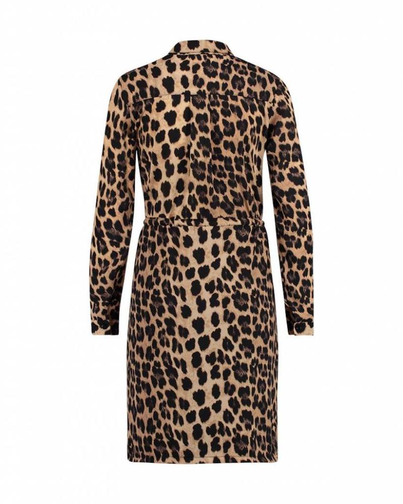 FREEBIRD Bridget leopard black/brown