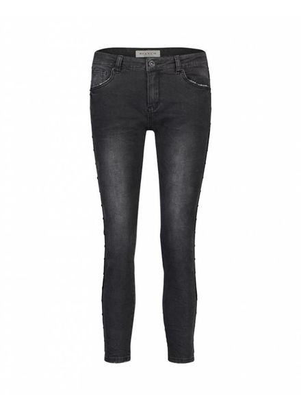 BIANCO HONEYSUCKLE- 1218448 black denim