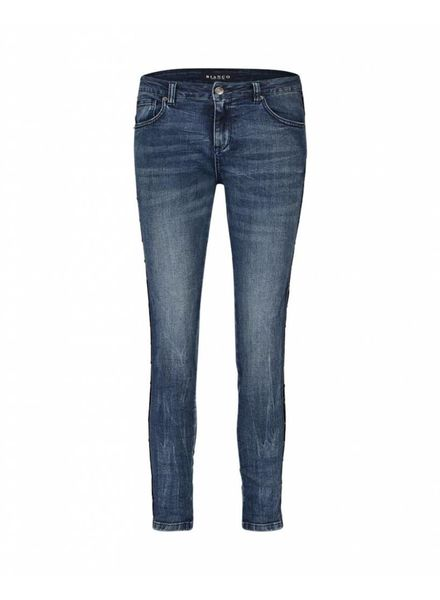 BIANCO FERN- 1218449 BLUE DENIM