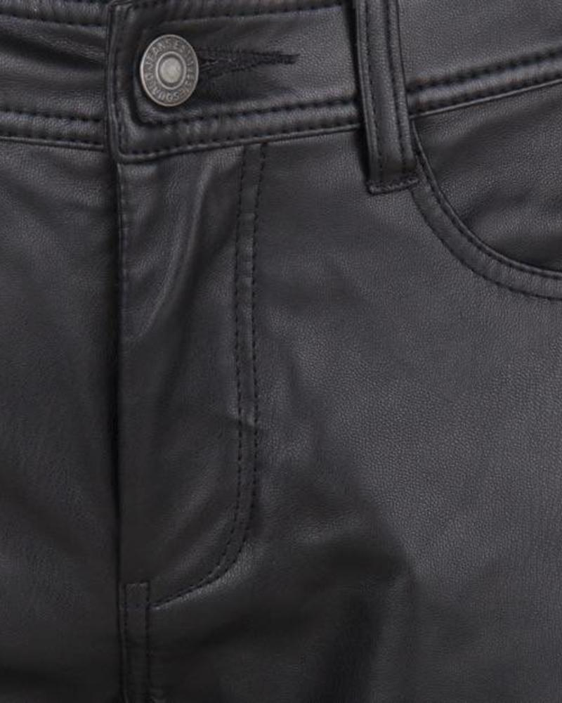 ESQUALO F18.04503 Trousers PU black