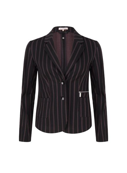 ESQUALO F18.09505 Blazer stripes black