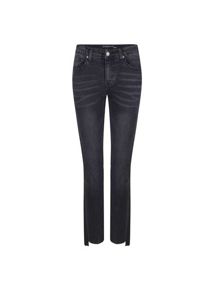 ESQUALO F18.12505 Jeans tape black