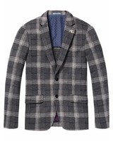 Scotch&Soda 145262 Classic half-lined knitted blazer