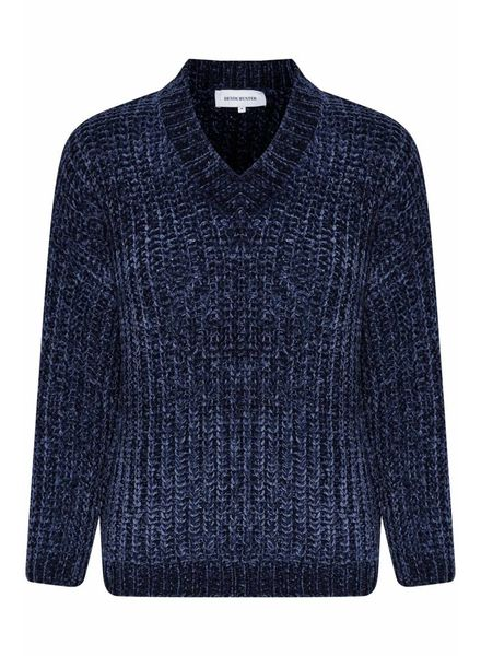 Denim hunter 10701849 Issa Knit Pullover Sky Captain Chen