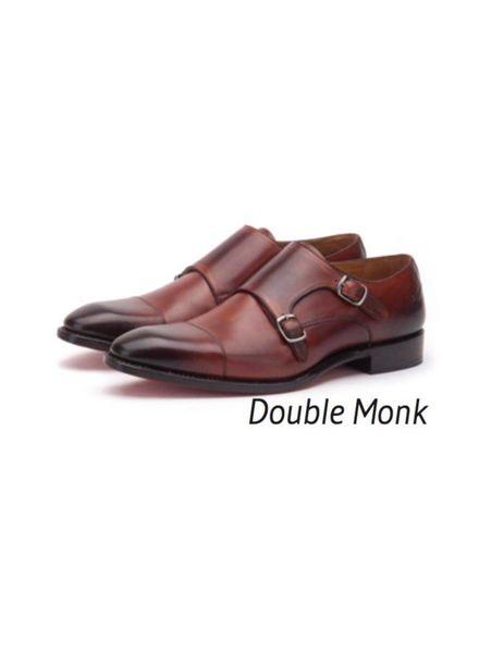 GREVE Greve Barolo Double Monk Chestnut Master Finish