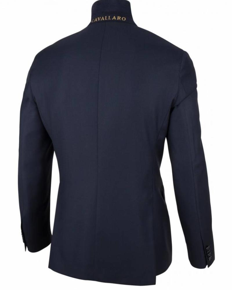 CAVALLARO Mr Nice jacket 1390007 Dark Blue