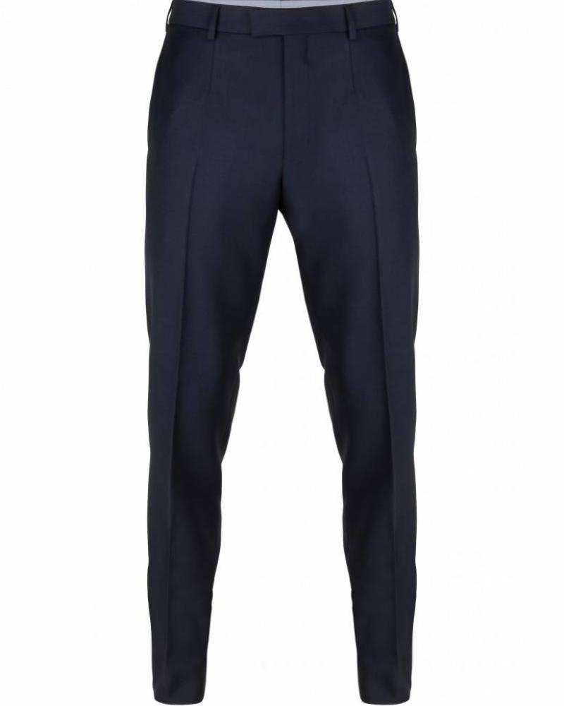 CAVALLARO Mr Nice trouser 2190007 Dark Blue