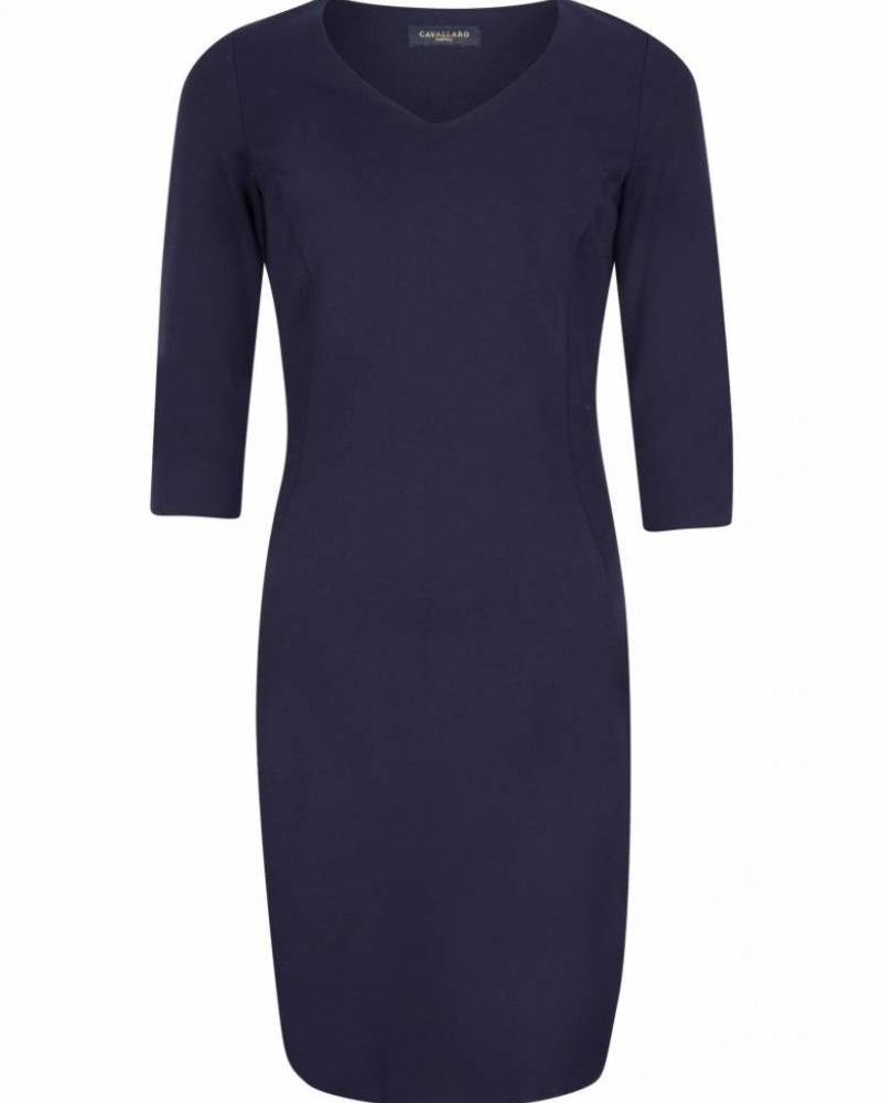 CAVALLARO 6385006 Debora Dress Dark Blue