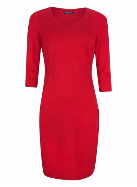 CAVALLARO 6385006 Debora Dress Dark red