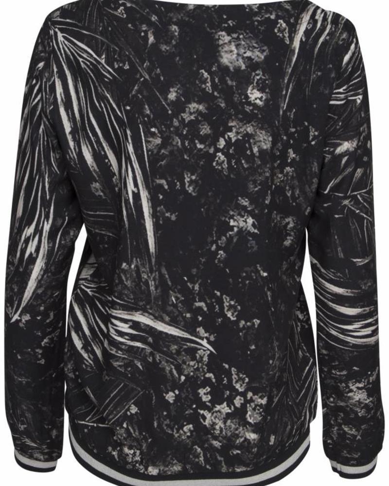 GEISHA 83779-20 Top black combi.