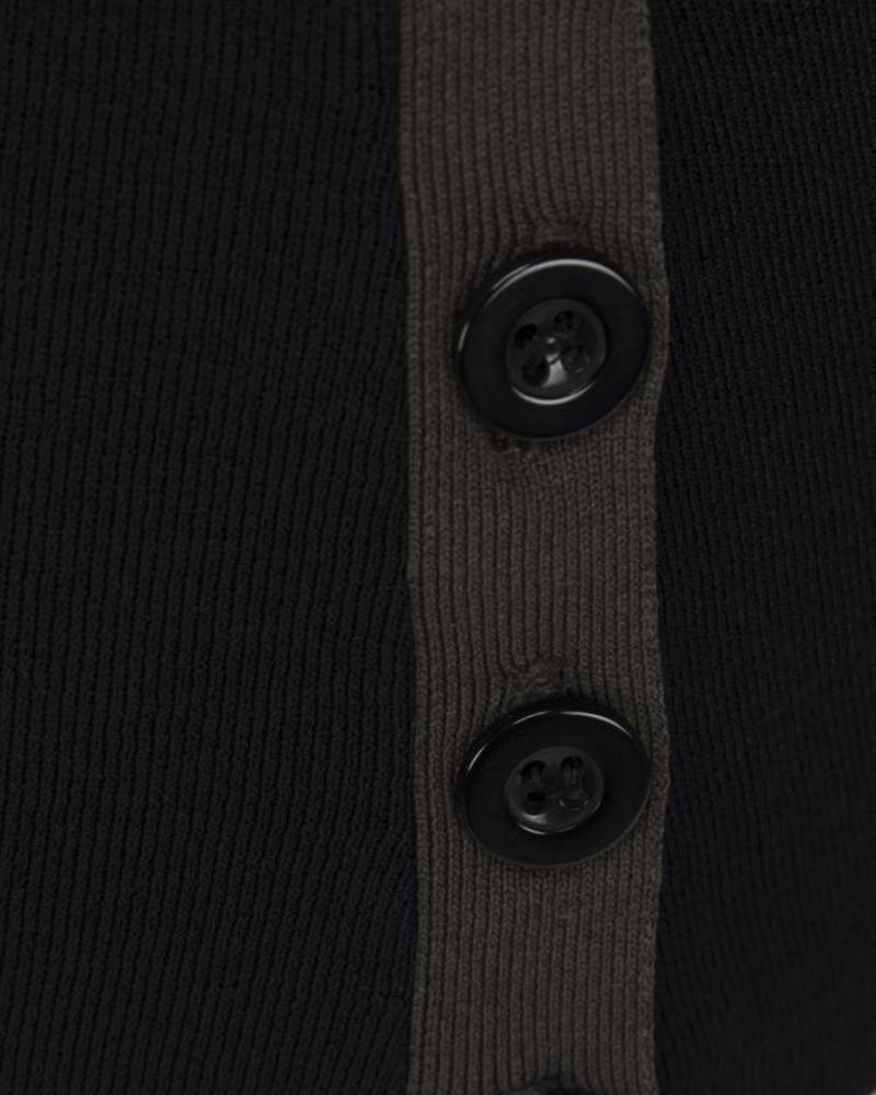 GEISHA 84512-10 Pull army/black