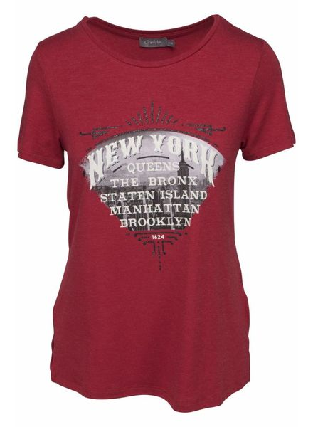 GEISHA 82570-41 T-shirt red