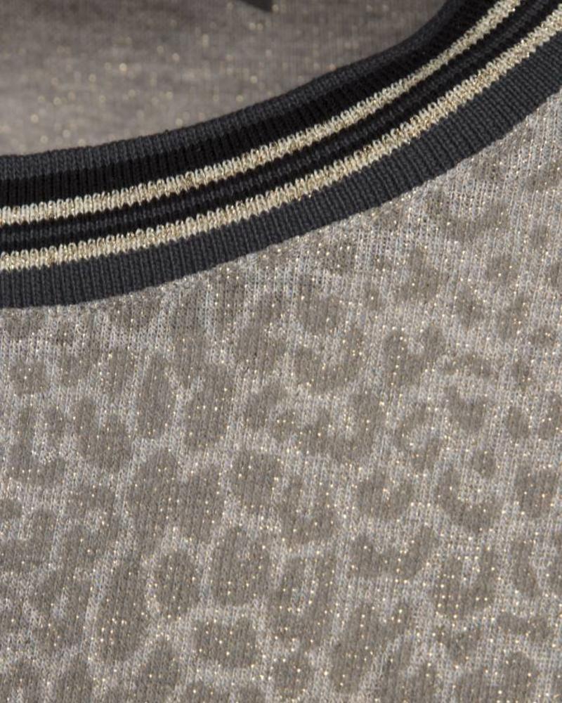 GEISHA 83706-60 Top sand/gold lurex