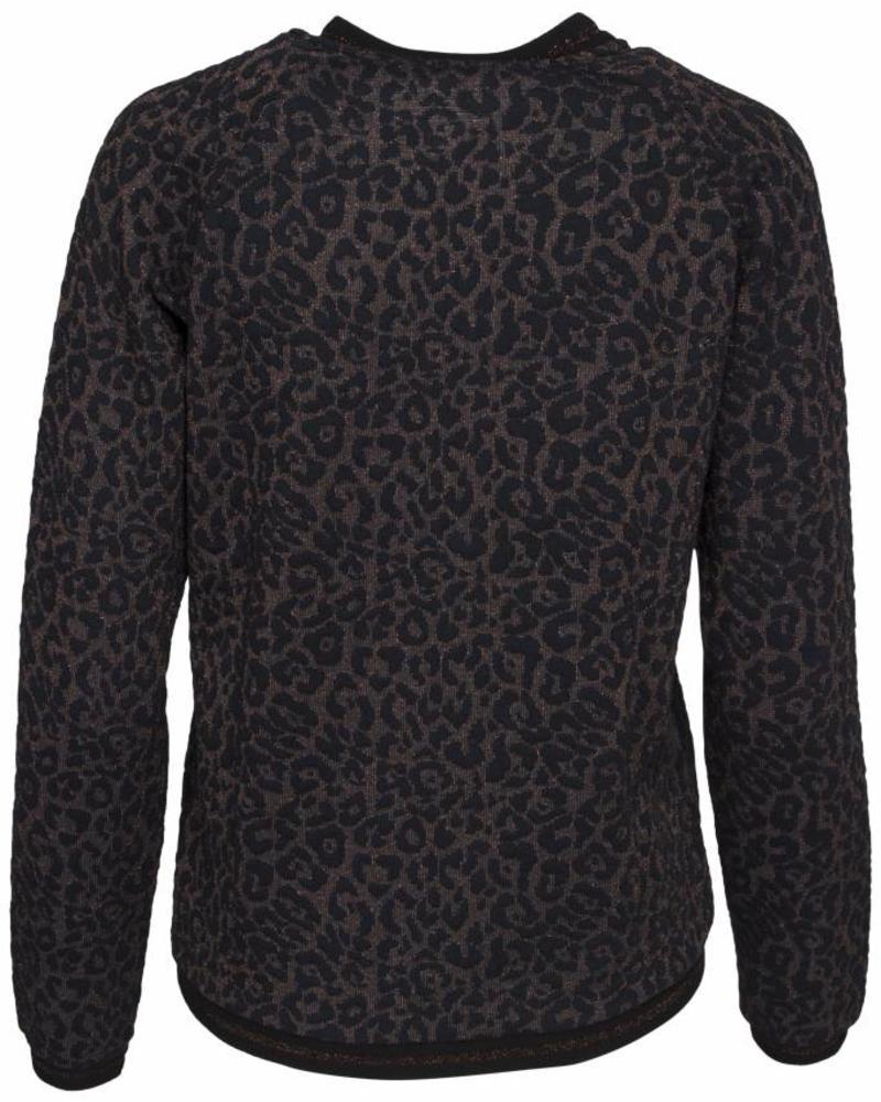 GEISHA 85555-24 Jacket black/bronze