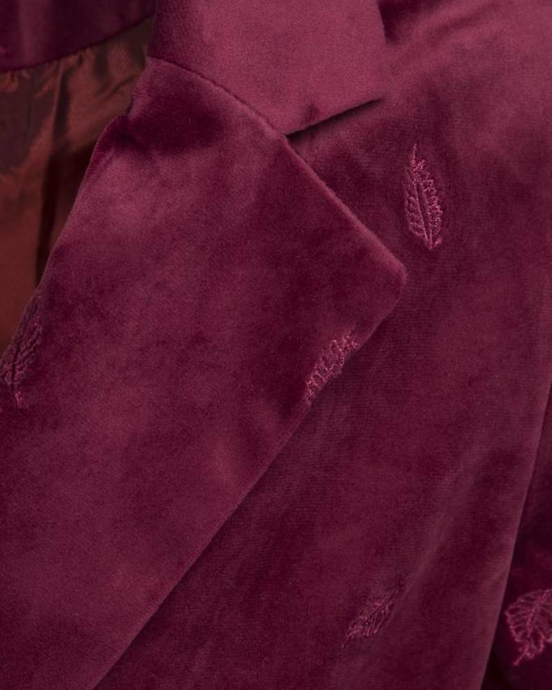 GEISHA 85513-10 Blazer burgundy
