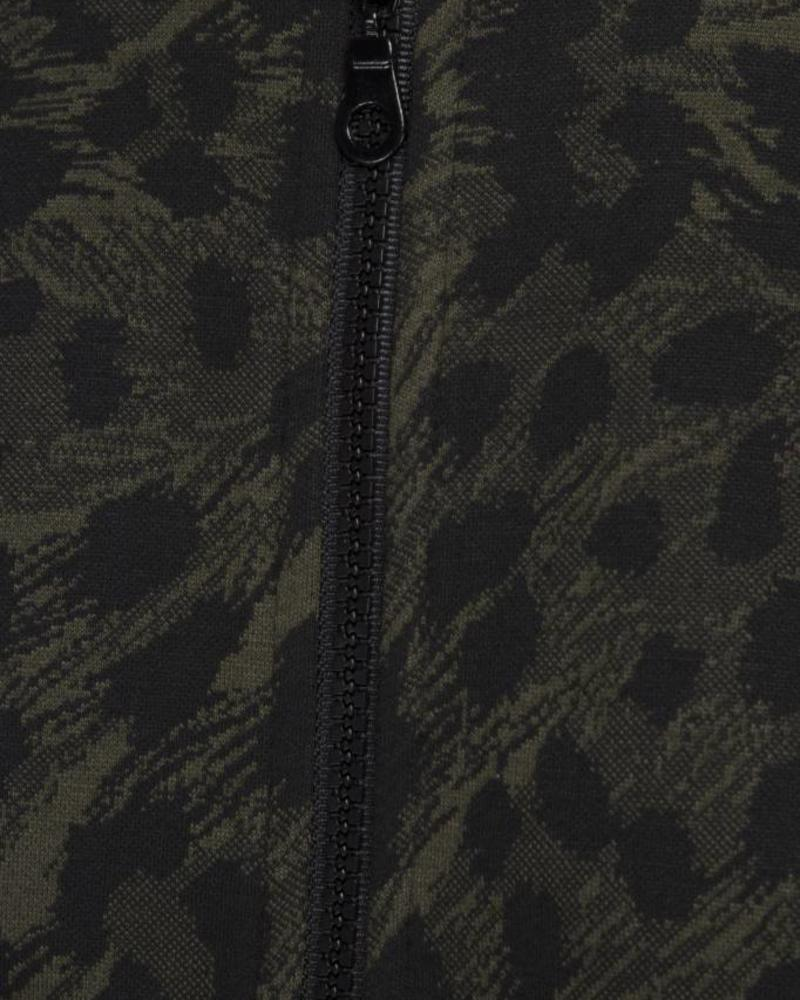 GEISHA 85592-20 Jacket army/black comb