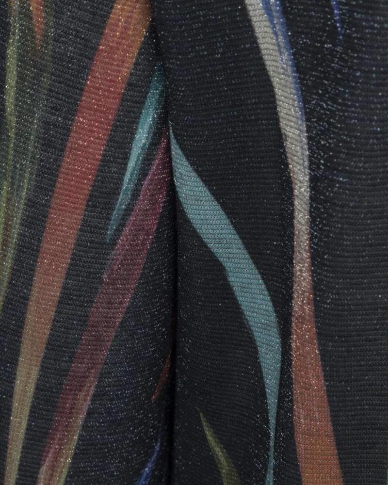 GEISHA 83677-42 Top black/multicolour