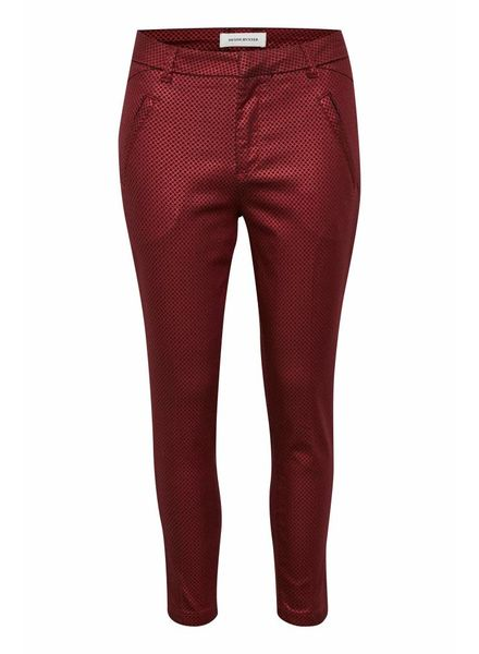 Denim hunter 10701947 Clara Pant Red Shine