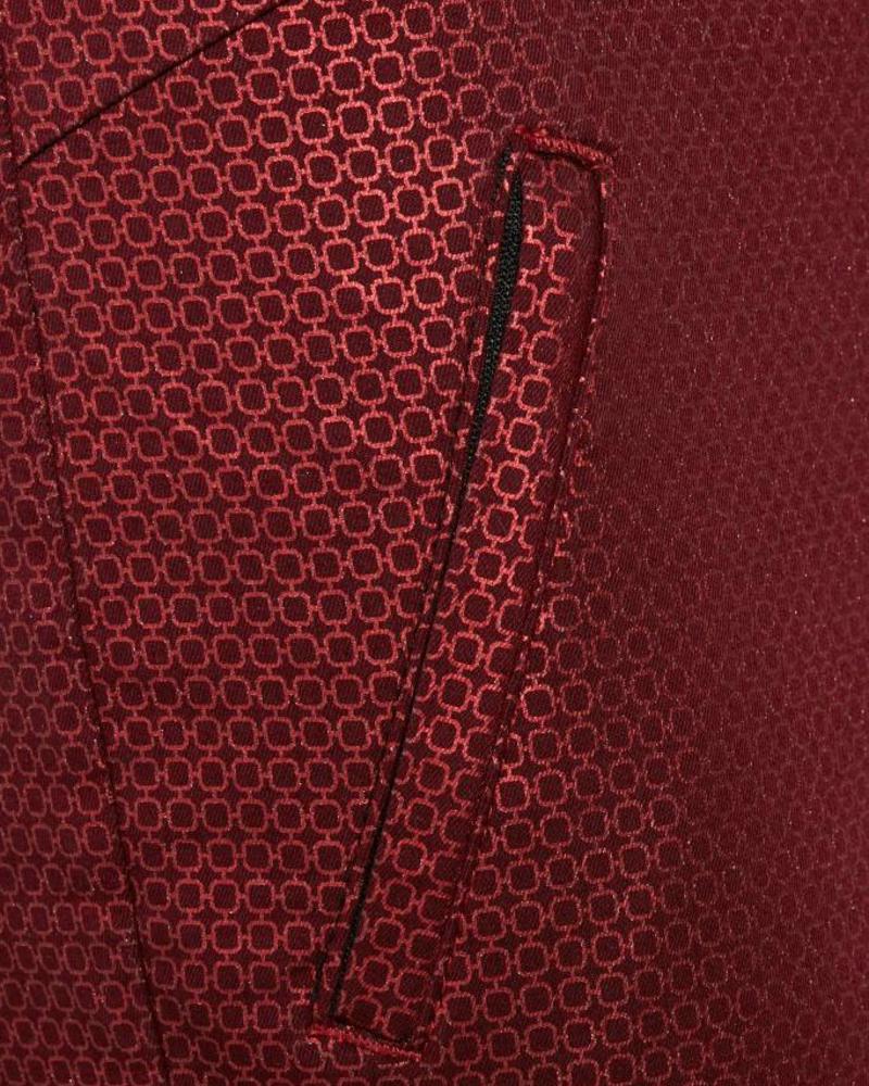 Denim hunter 10701947 Clara Pant Red Shine