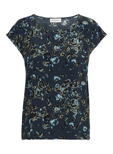 Denim hunter 10701919 Ellen Leo T-shirt Aquarius