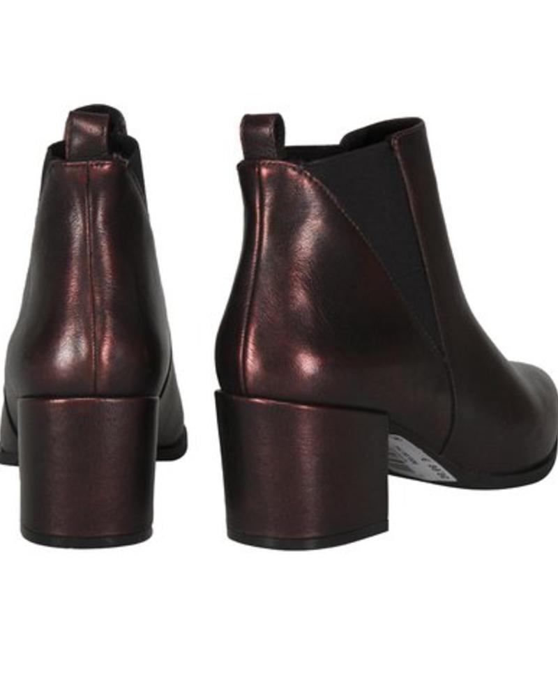 SPM Nelsea Ankle Boot Lumiere Bordeaux