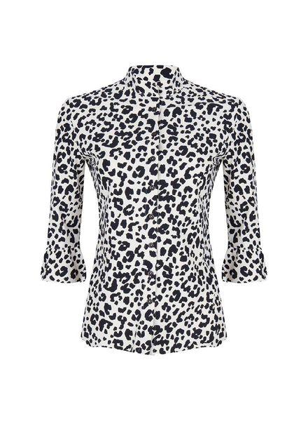 JANE LUSHKA UA719SS201 blouse animal ecru