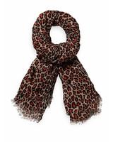 SCOTCH & SODA 151155 Lightweight printed scarf