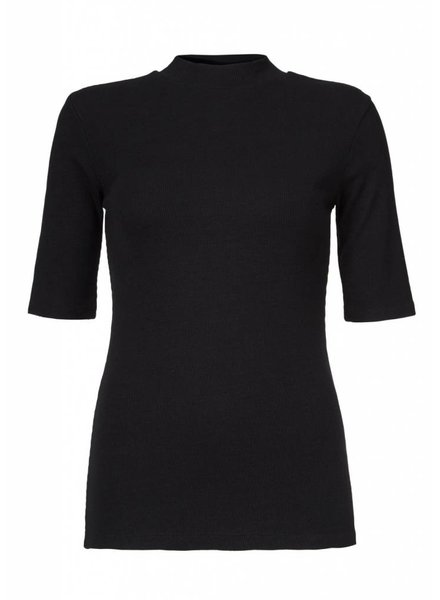 MODSTRÖM Krown t-shirt, t-shirt 07090 black