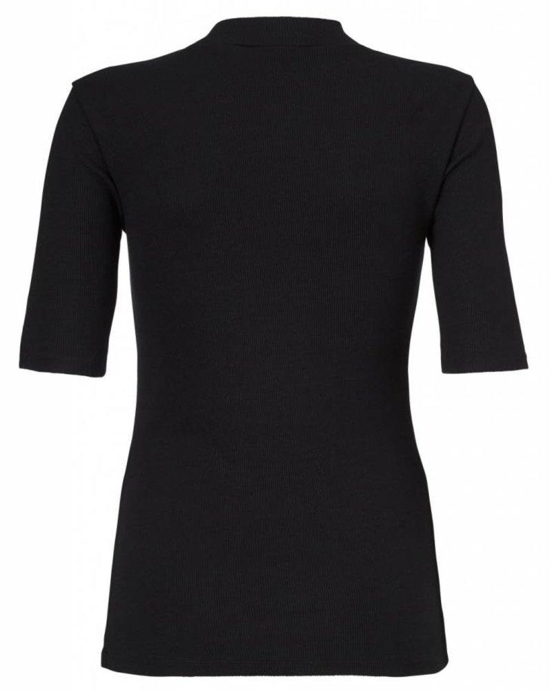 MODSTRÖM Krown t-shirt, t-shirt 07090 black