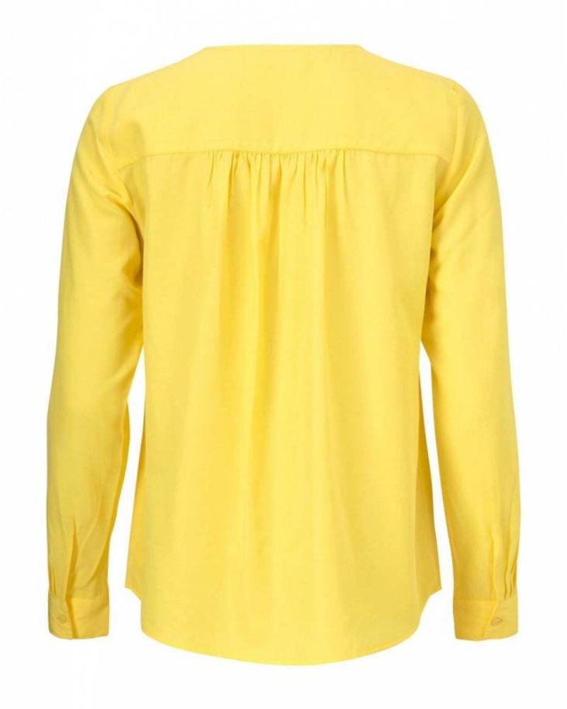 MODSTRÖM Florina shirt, shirt 04009 pale banana