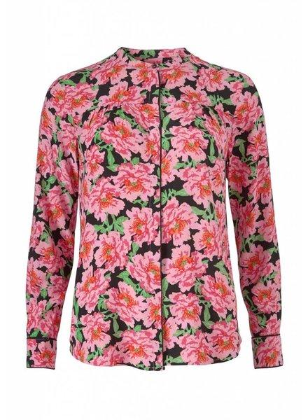 MODSTRÖM Novo print shirt , shirt 11733 Fleur
