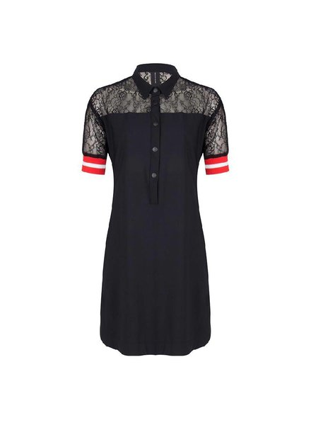 JANE LUSHKA UML919SS211 jurk black