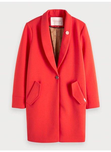 SCOTCH & SODA 149989 Bonded tailored jacket