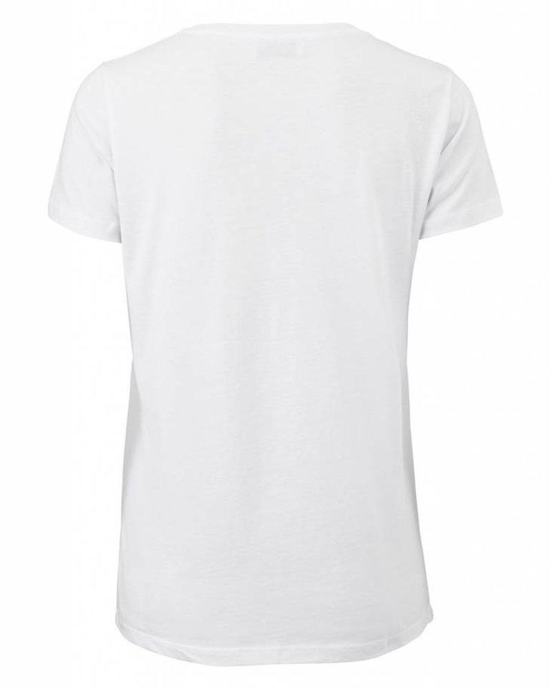 MODSTRÖM Nixon t-shirt, t-shirt 00001 white