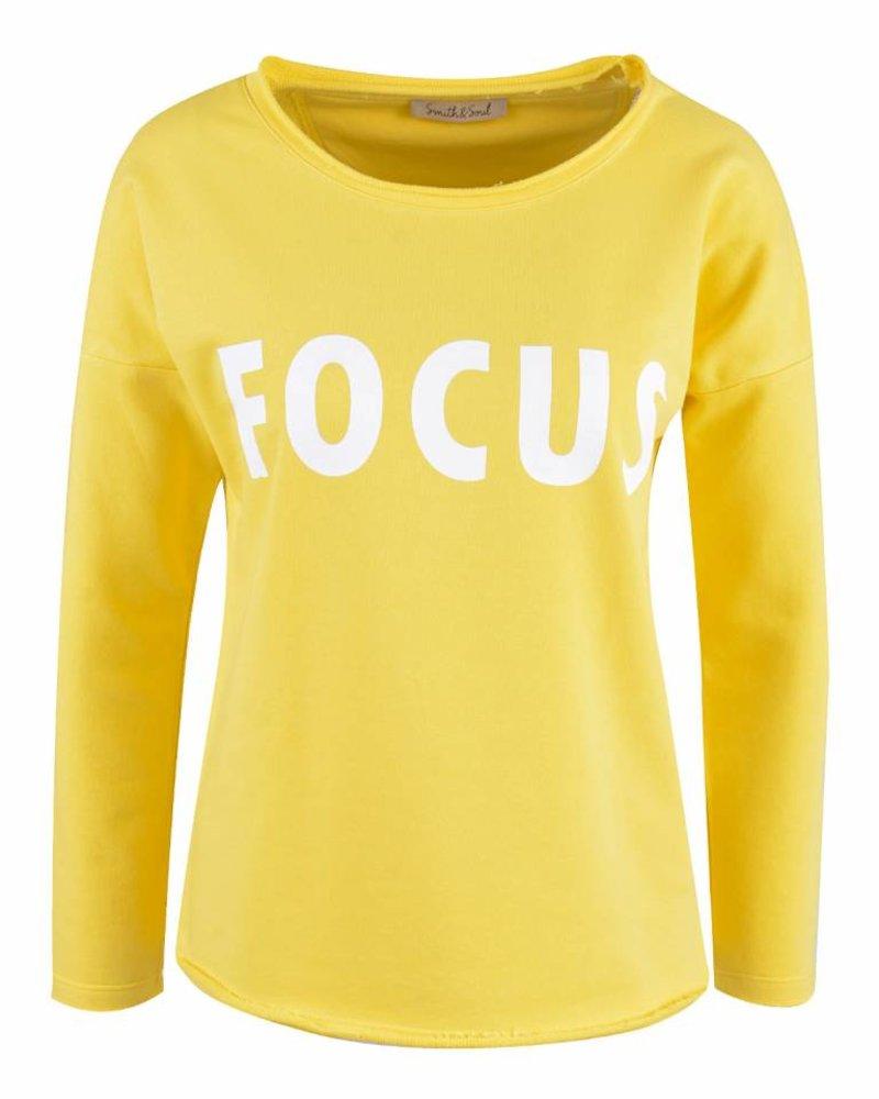 Smith&Soul Sweatshirt yellow