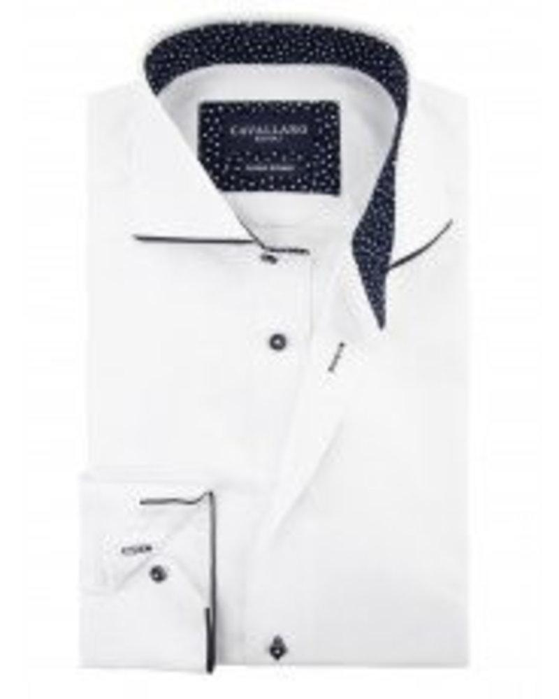 CAVALLARO 1091002 Enzo white dark blue